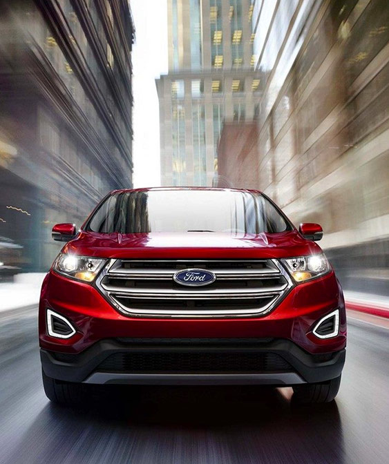 2018 Ford Edge - Exterior - Performance