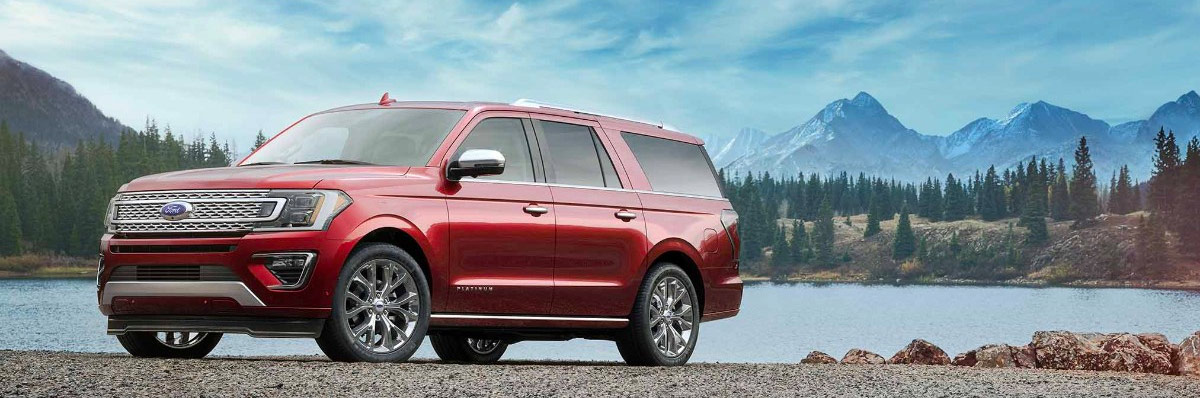 The 2018 Ford Expedition Header